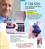 P139 SOS (avec détecteur de chute)
